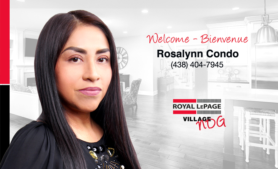 Welcome Rosalynn Condo!