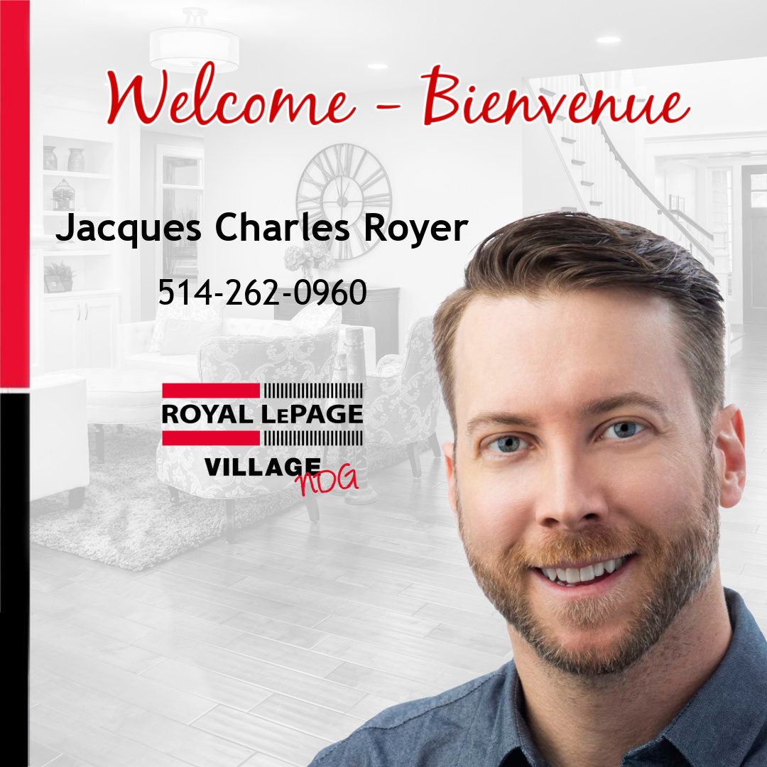 Welcome Jacques Charles Royer!