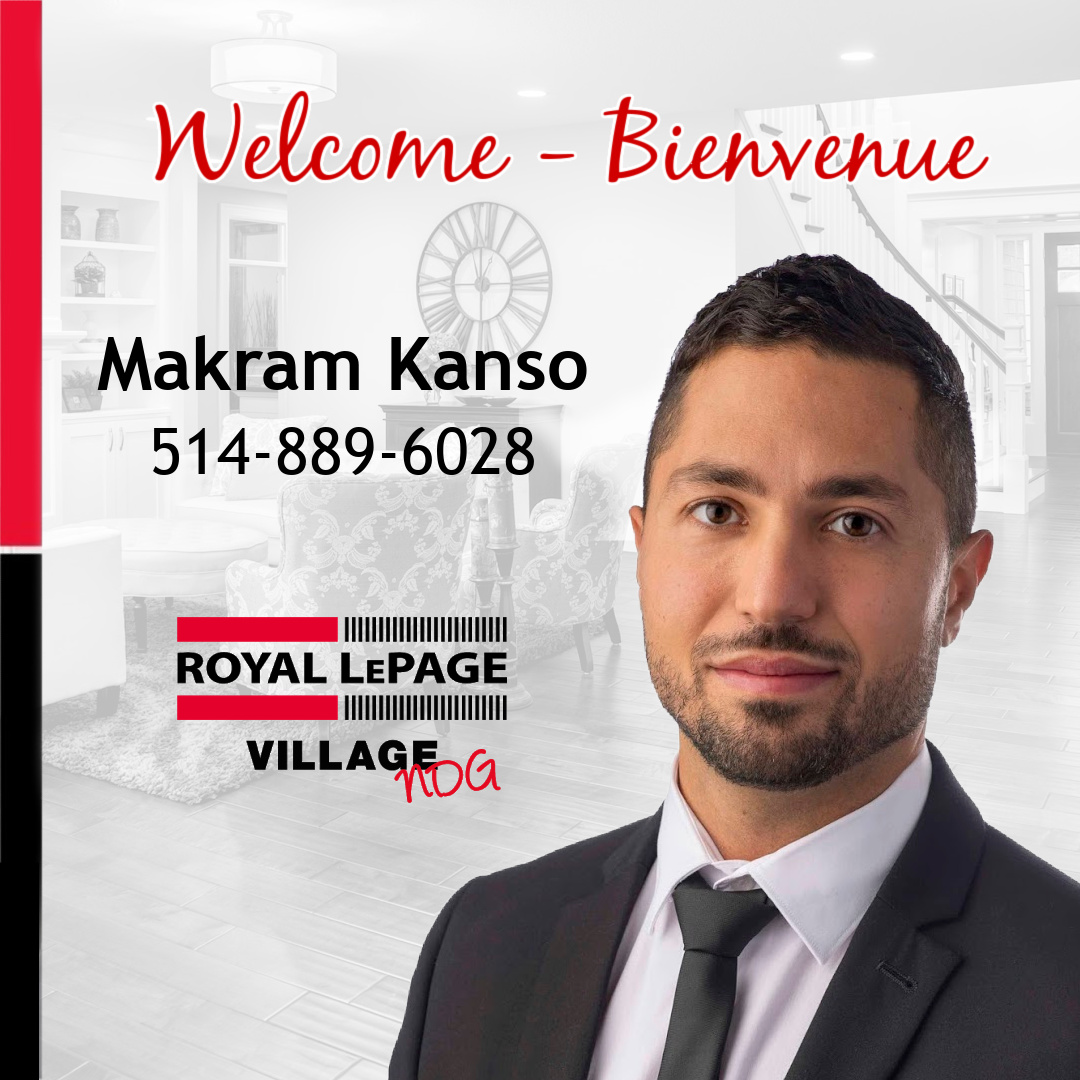 Welcome Makram Kanso
