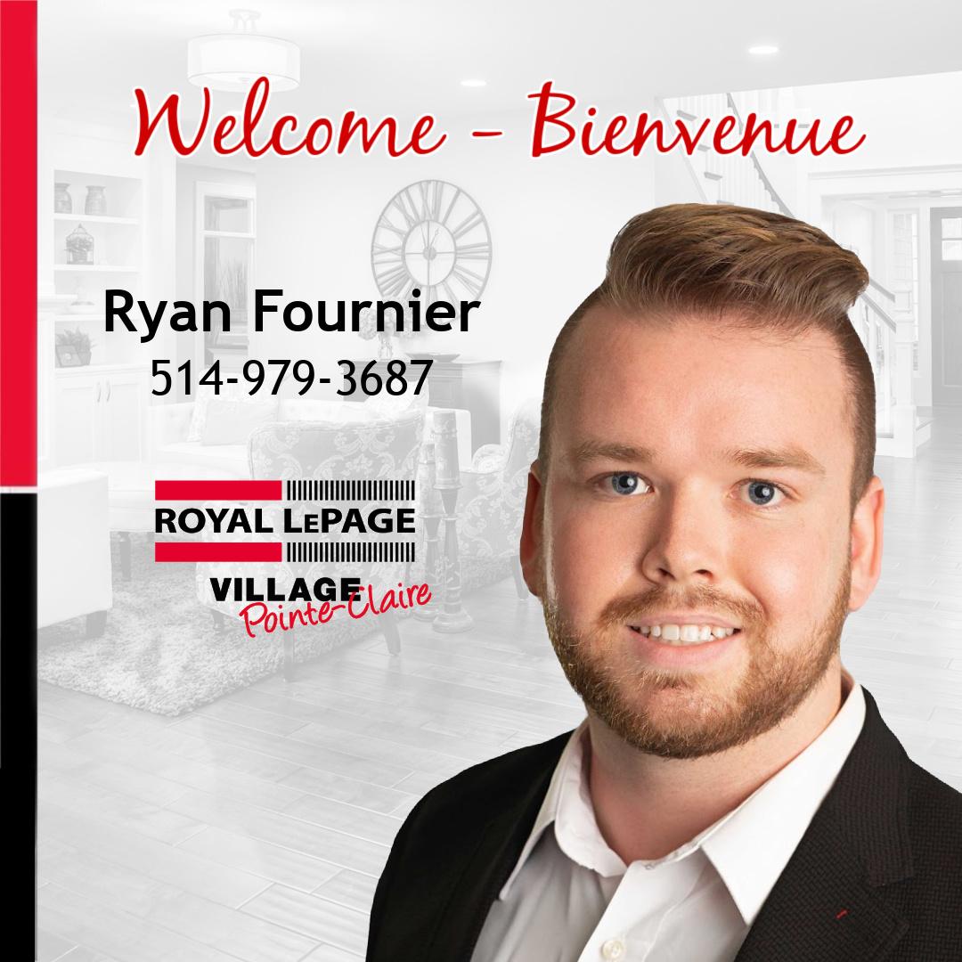 Welcome Ryan Fournier!