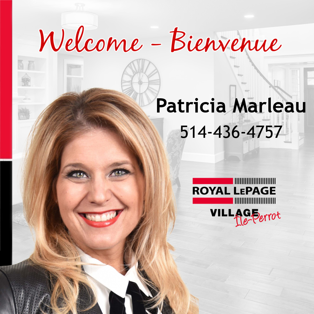 Welcome Patricia Marleau!