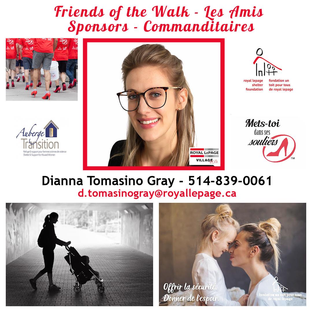 Friends of the Walk – Sponsors